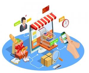 بازار های الکترونیکی