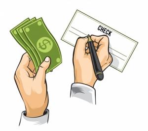 پرداخت چک برگشتی